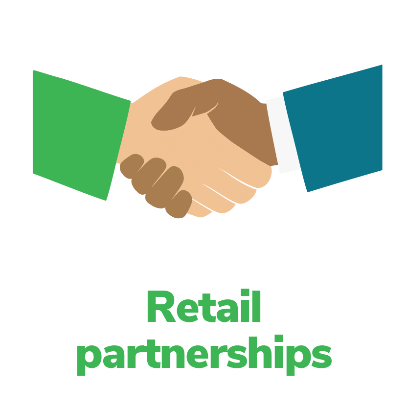 Retail Partnerships