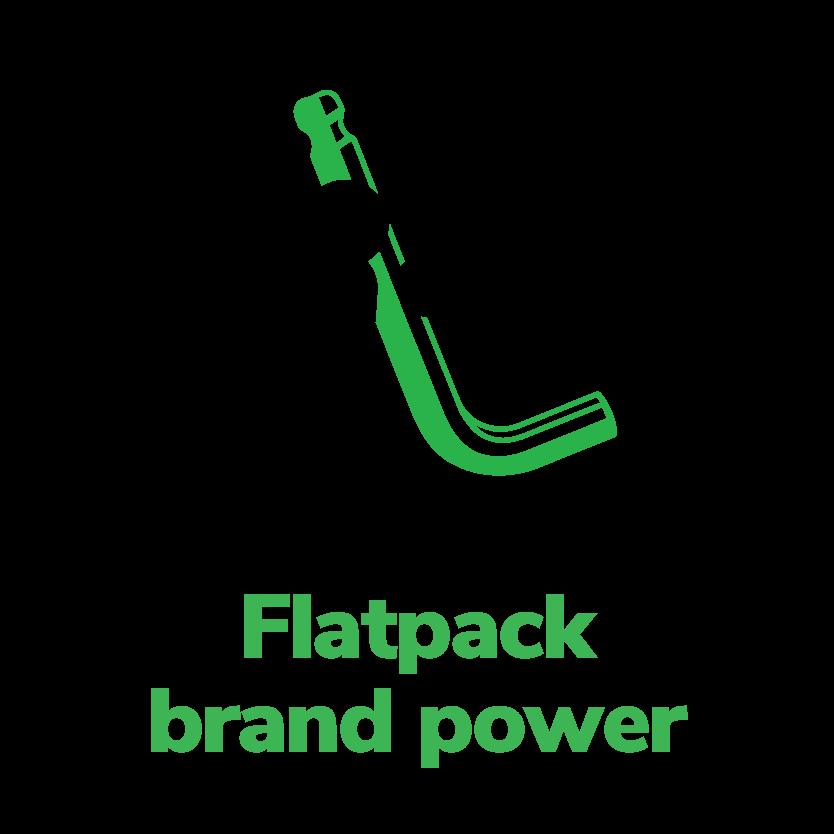 flatpack brand power