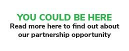 Text describing partnership opportunity
