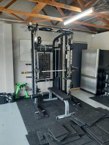 Multifunctional Home Gym