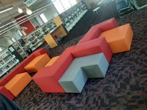 Lounge / Reception / Waiting Area Modular Furniture